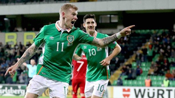 James McClean de la République pourrait manquer la demi-finale des éliminatoires de l'Euro 2020 pour blessure au genou - Derry Daily  - Championnat d'Europe de Football 2020