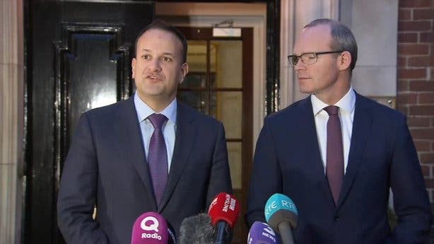 No Talks Deal Yet At Stormont But Taoiseach Hopeful Agreement Can