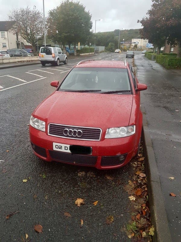Police Keen To Trace Owner Of Audi Car Found In Derry Derry Daily