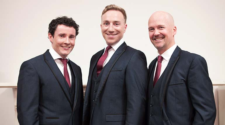 Ireland's 'Greatest Voices' to sing up a special treat at
